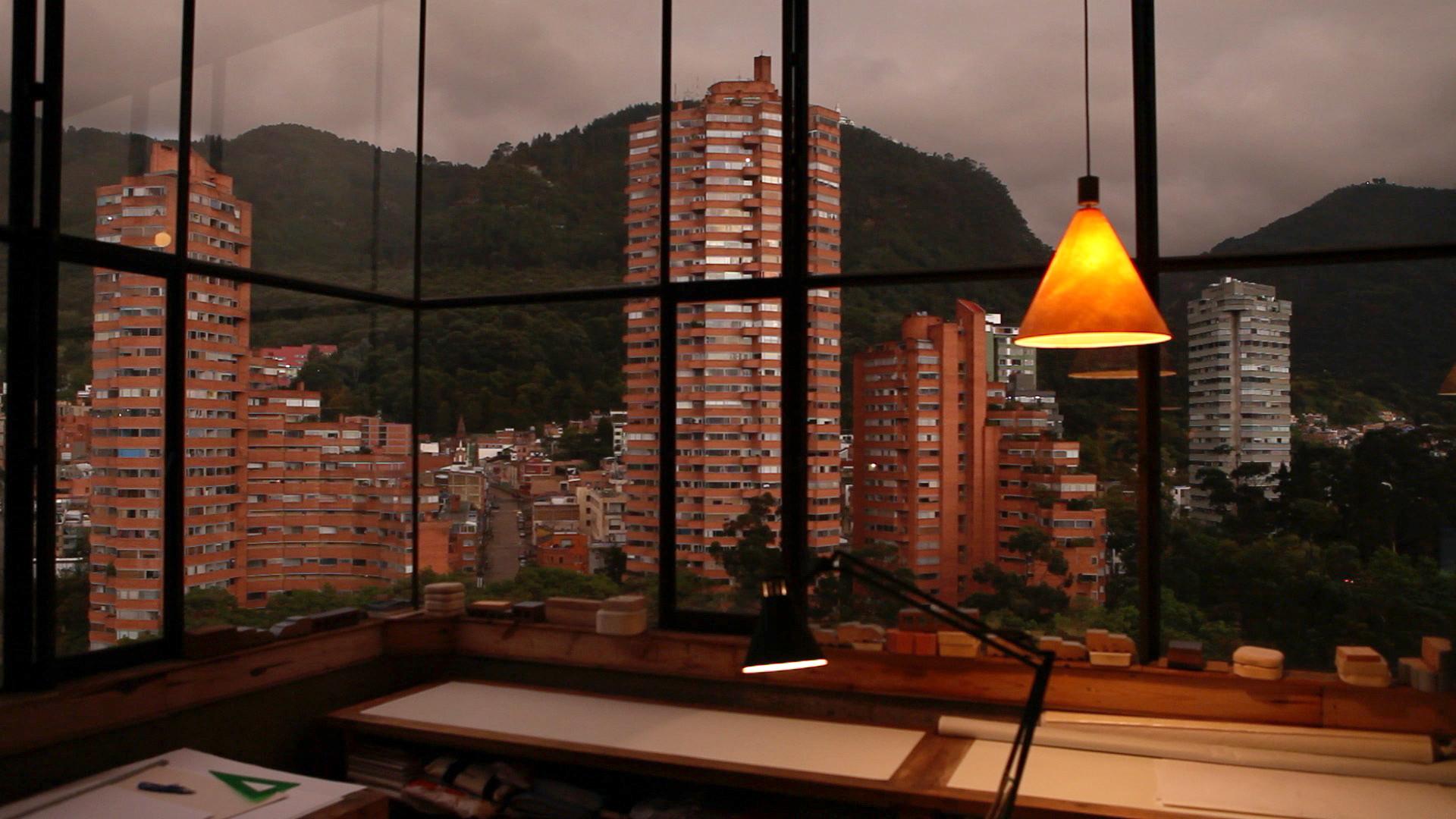"""Cine y Arquitectura: """"Euritmia: La Arquitectura de Rogelio Salmona"""", Fotogramas de la película """"Euritmia"""""""