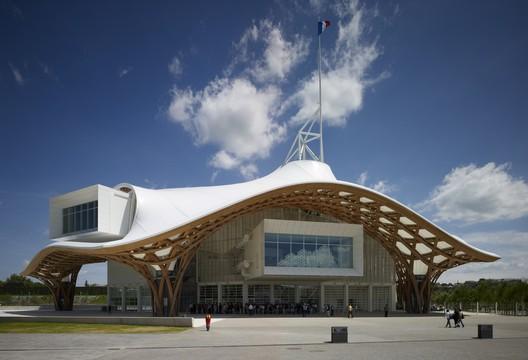 Centre Pompidou Metz. Image © Didier Boy de la Tour