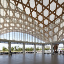 Centre Pompidou Metz. Imagem © Didier Boy de la Tour