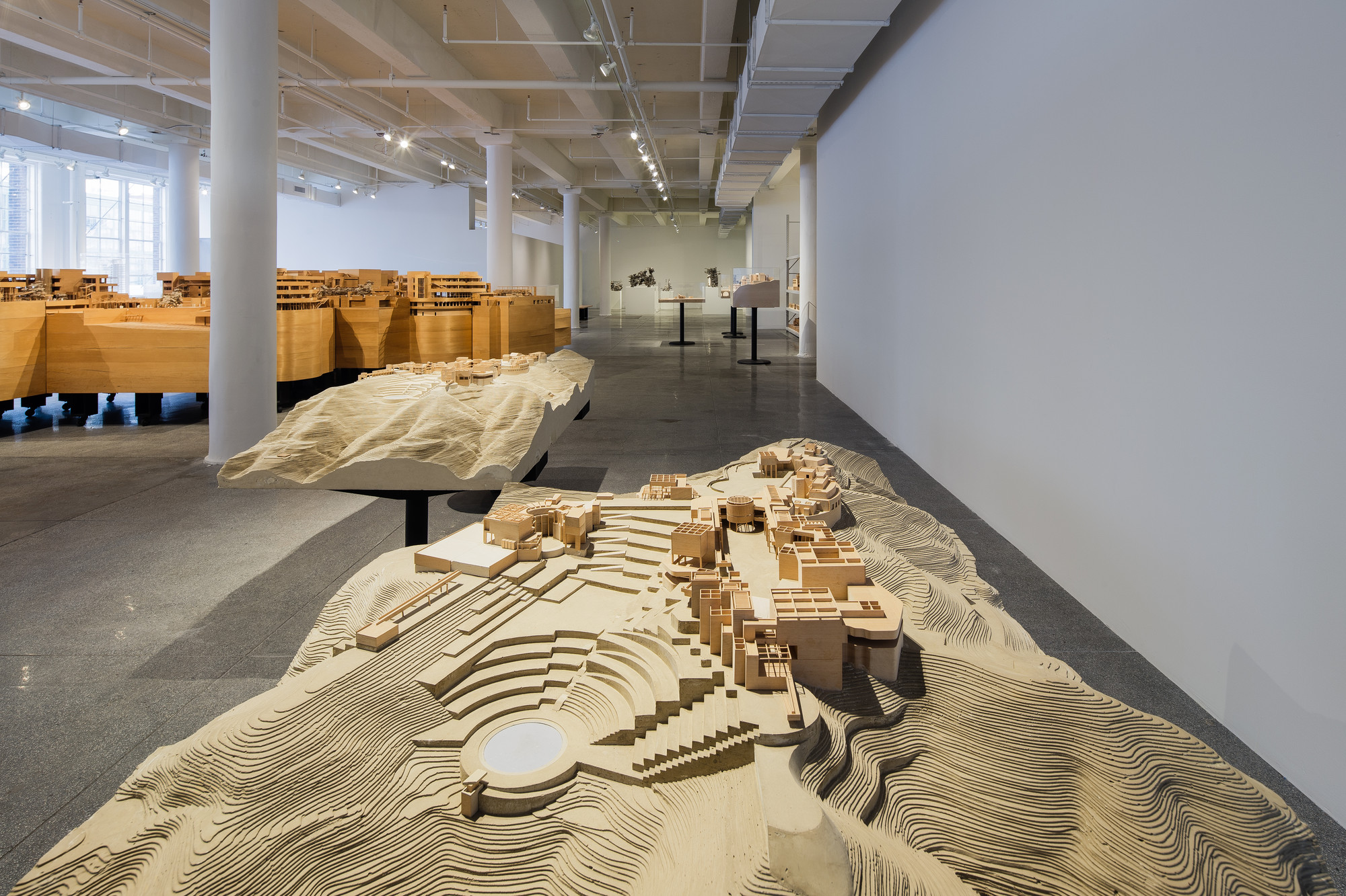 Richard Meier Model Museum Opens At Mana Contemporary