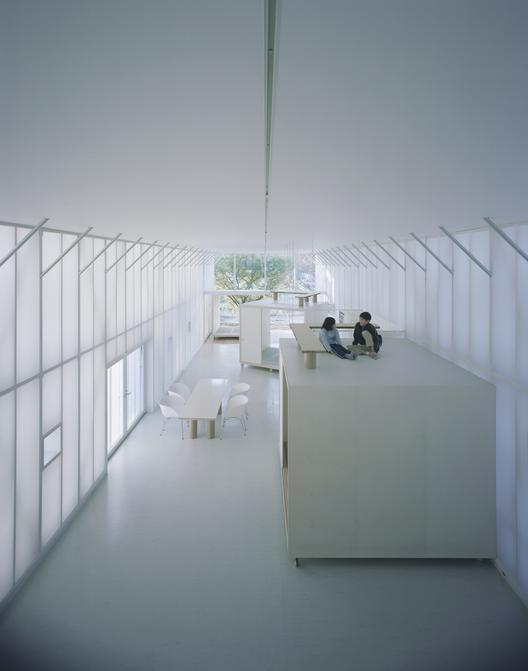 Naked House. © Hiroyuki Hirai