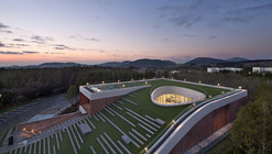 "Nine Bridges ""The Forum"" / D·Lim Architects"