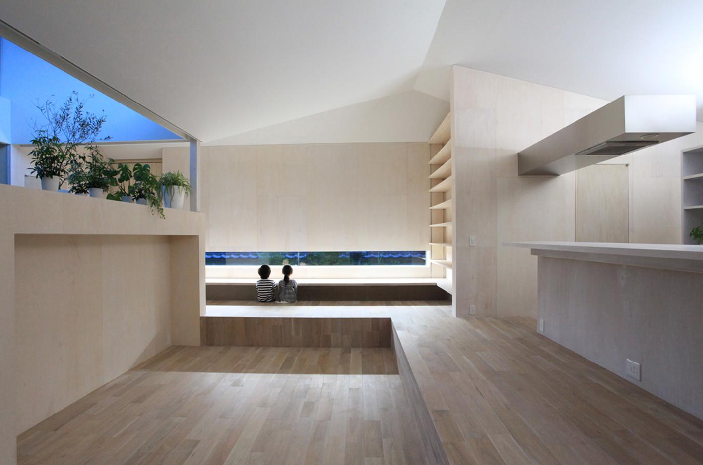 i.n.g  / Katsutoshi Sasaki + Associates, Courtesy of Katsutoshi Sasaki + Associates