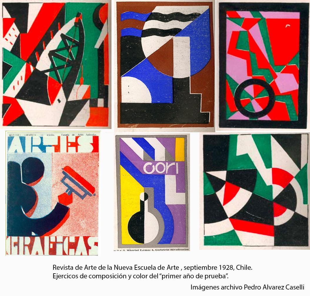 Intercambios directos y reinterpretaciones de la HfG Bauhaus en Chile (Parte I), Courtesy of David Maulén