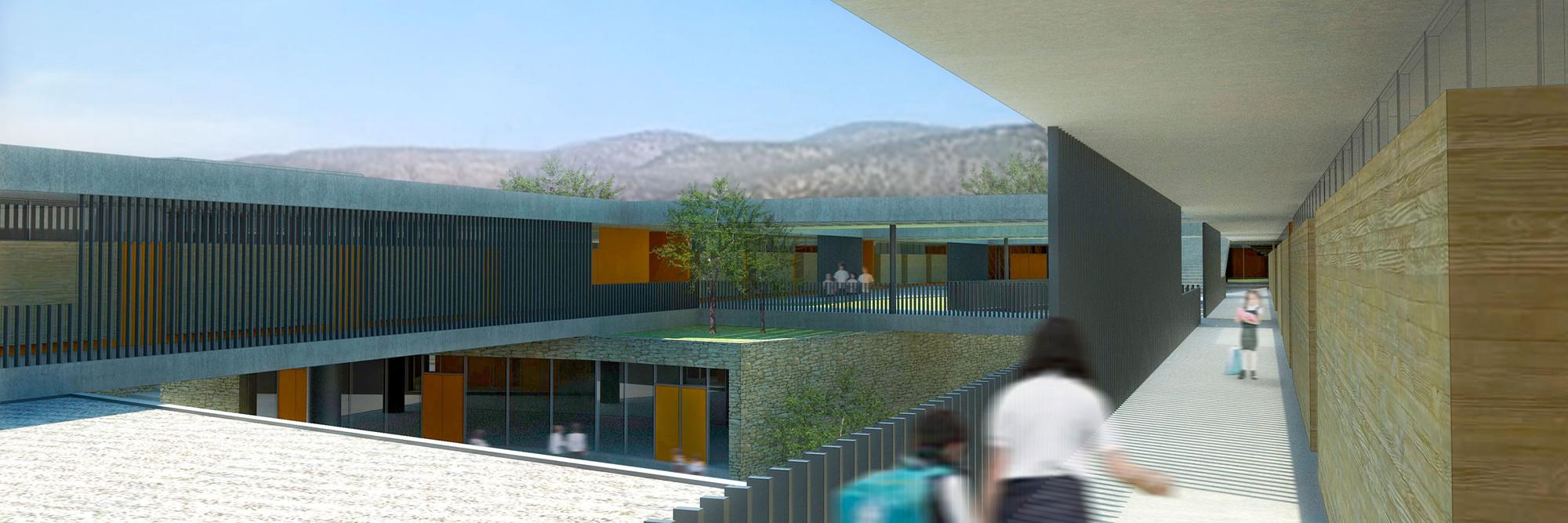 Courtesy of Iglesis Prat Arquitectos y Meruane Arquitectos