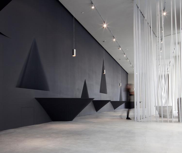 EMG Centro de Diseño de Shanghai / O-OFFICE Architects, © Likyfoto