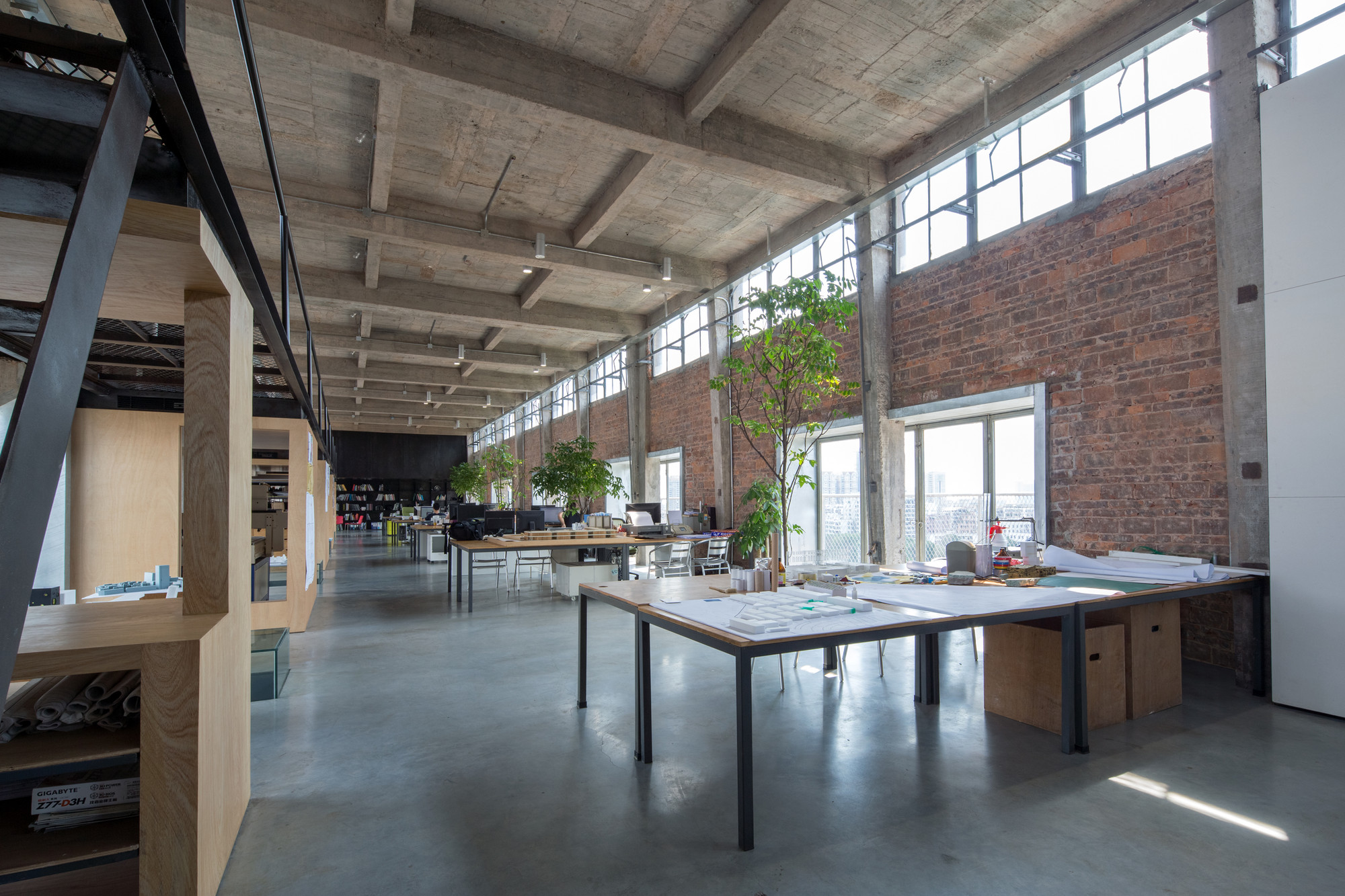 Silo Top Studio O Office Architects Archdaily