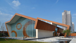 Vanke Orange City Sales Center / Sunlay Design Group