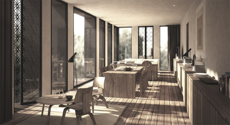 Courtesy of Luis Aldrete Arquitectos