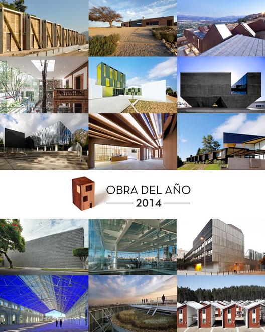 Premio Obra del Año 2014: ¡Conoce a los Finalistas!
