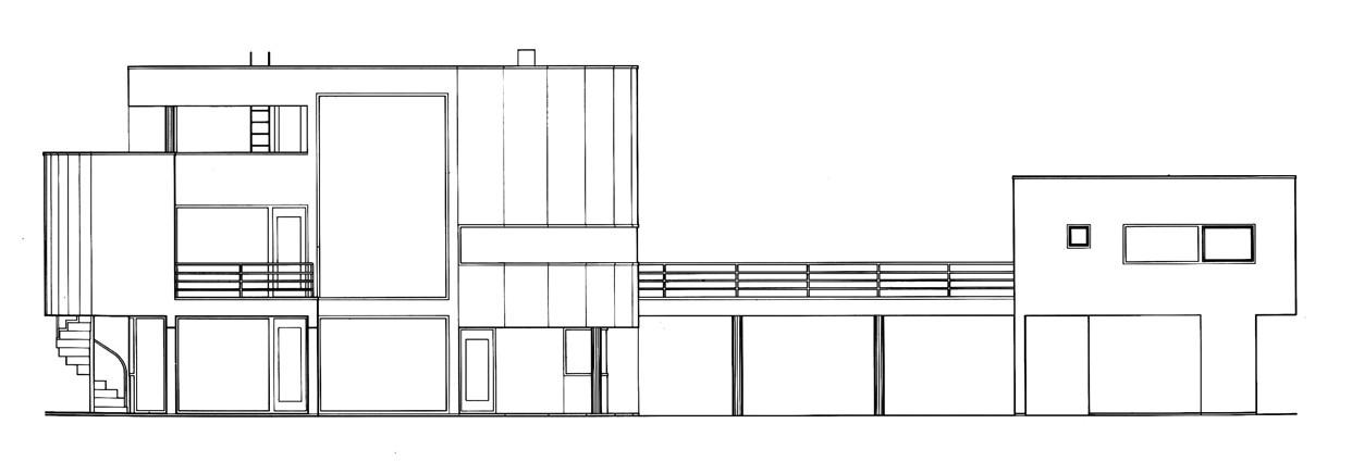 Saltzman house plan