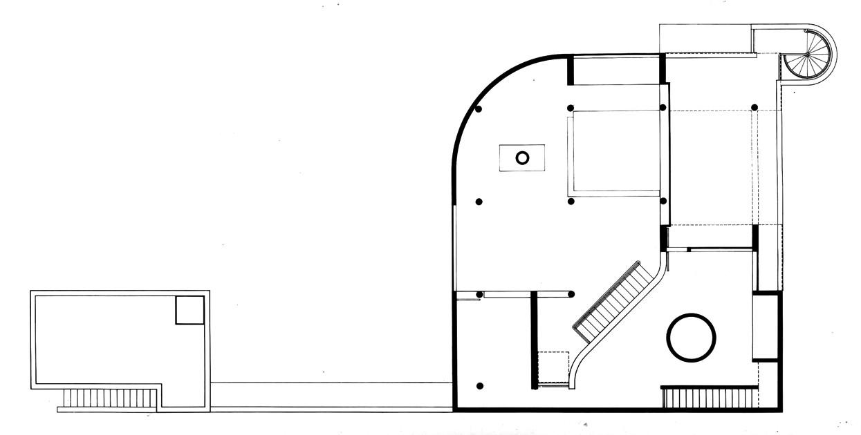 Gallery of ad classics saltzman house richard meier for Ad house plans