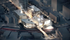 "3XN Designs ""DreamCenter"" Entertainment Hub for Shanghai"