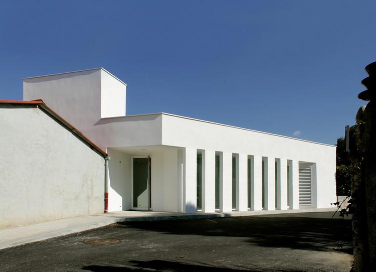 Courtesy of Nicolas San Architecte