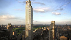 Robert A.M. Stern Tops NYC Tower with $100 Million Penthouse