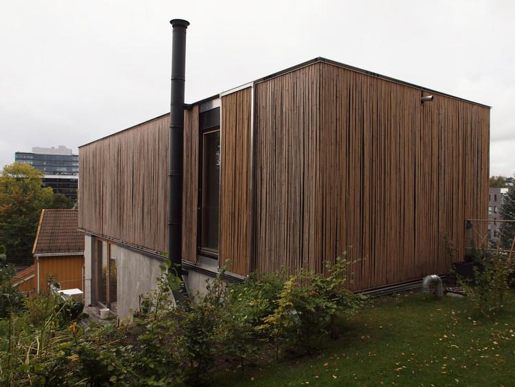 Casa Sømme  / Knut Hjeltnes, Cortesía of Knut Hjeltnes