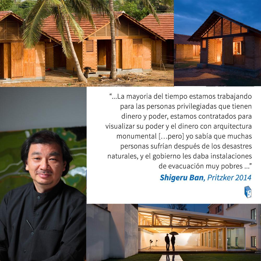 Impresiones del Mundo de la Arquitectura Sobre el Premio Pritzker 2014
