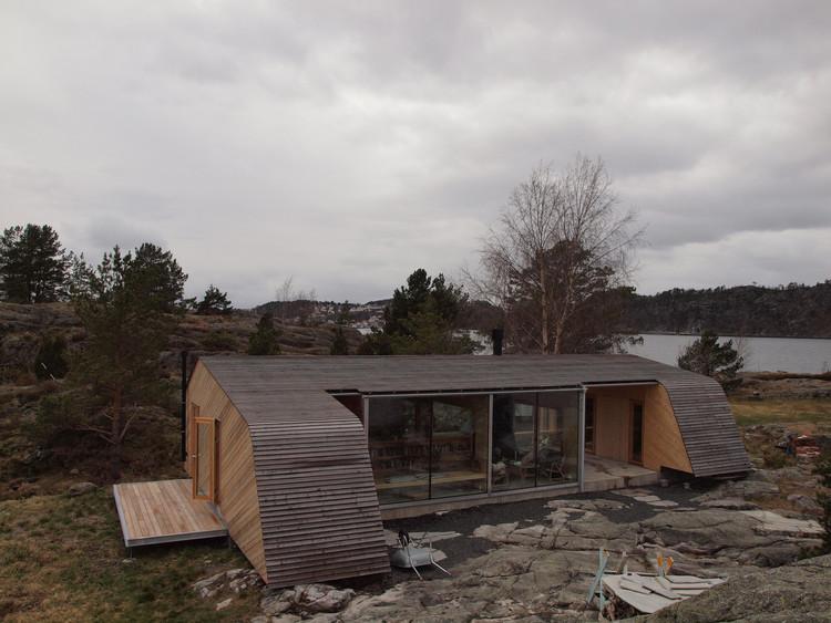Casa de Verano Grøgaard y Slaattelid / Knut Hjeltnes, Cortesía de Knut Hjeltnes