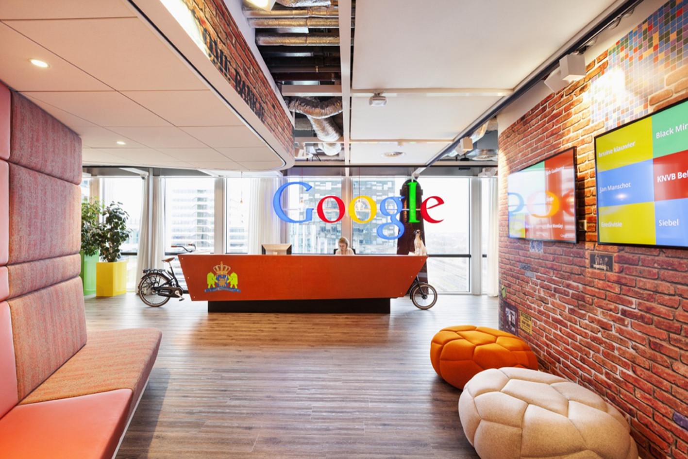 Google Amsterdam  / DDOCK , © Alan Jensen
