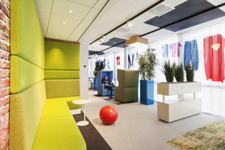 google amsterdam / ddock | archdaily