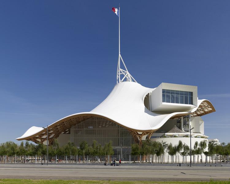 Centre Pompidou-Metz / Shigeru Ban Architects, © Didier Boy De La Tour