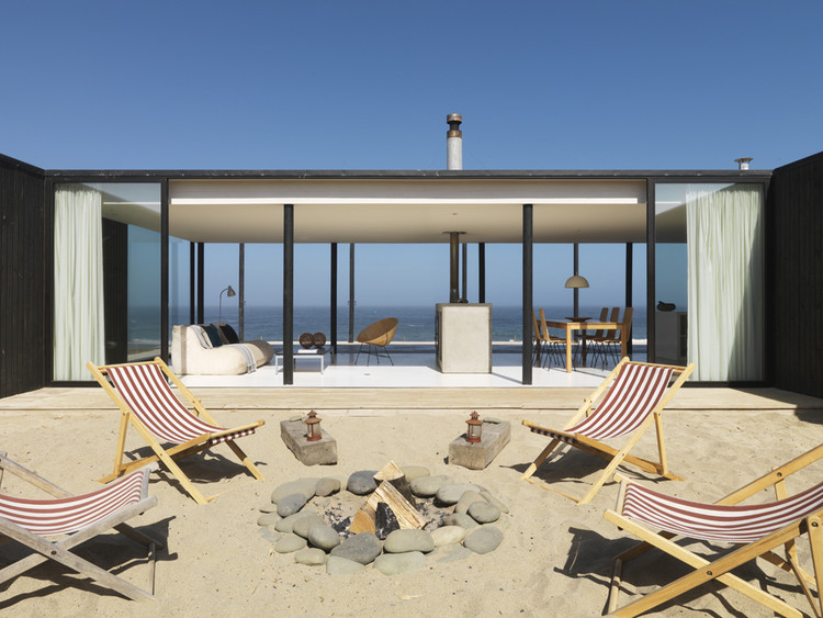 Casa W / 01Arq . Image © Mauricio Fuertes
