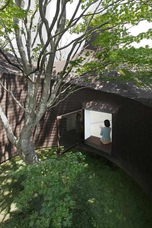 Museo Roku / Hiroshi Nakamura & NAP . Image © Masumi Kawamura