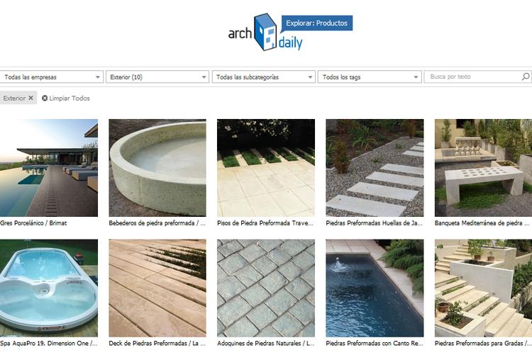 Materials de Plataforma Arquitectura