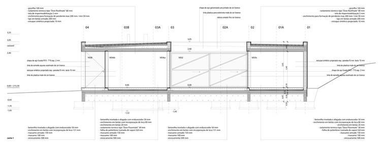 Detalle: Casa Quinta Do Carvalheiro / GSMM Architetti