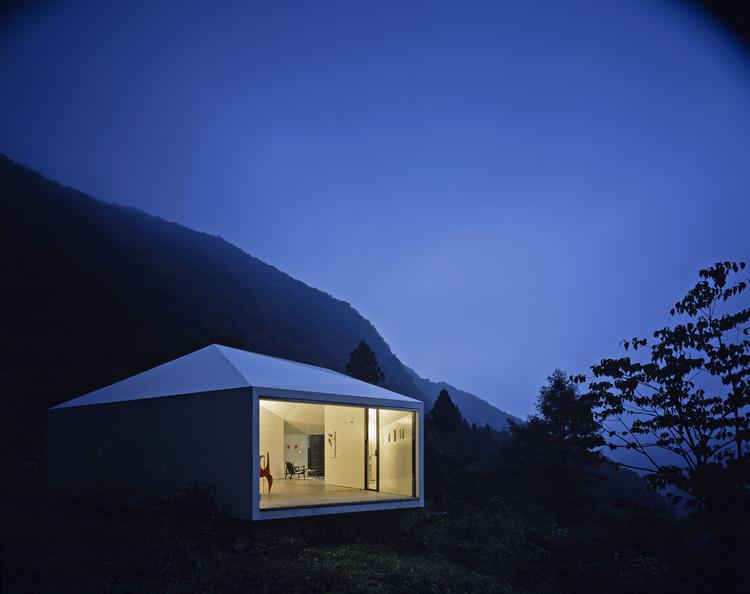 Villa/Galería en Karuizawa / Makoto Yamaguchi Design, © Koichi Torimura