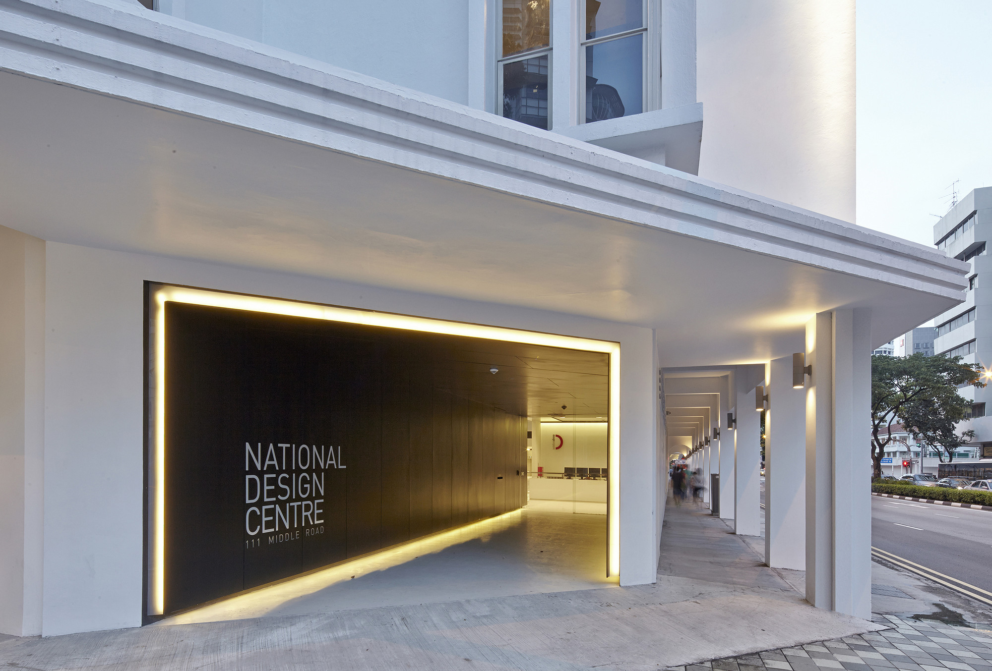 National Design Centre Scda Architects Archdaily