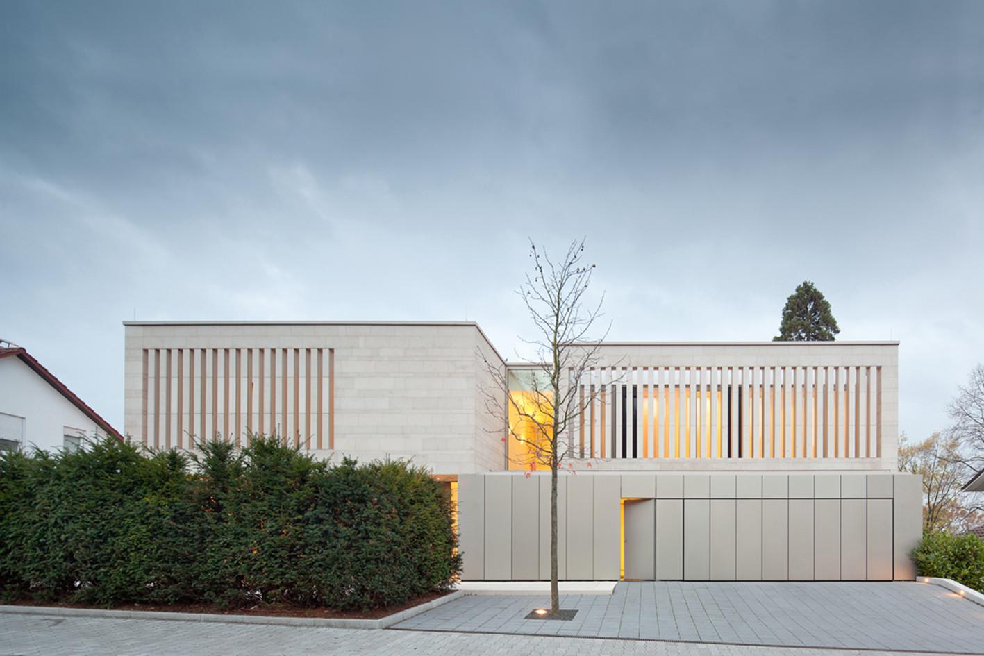 House P+G / Architekten Wannenmacher+ Möller GmbH, © Jose Campos