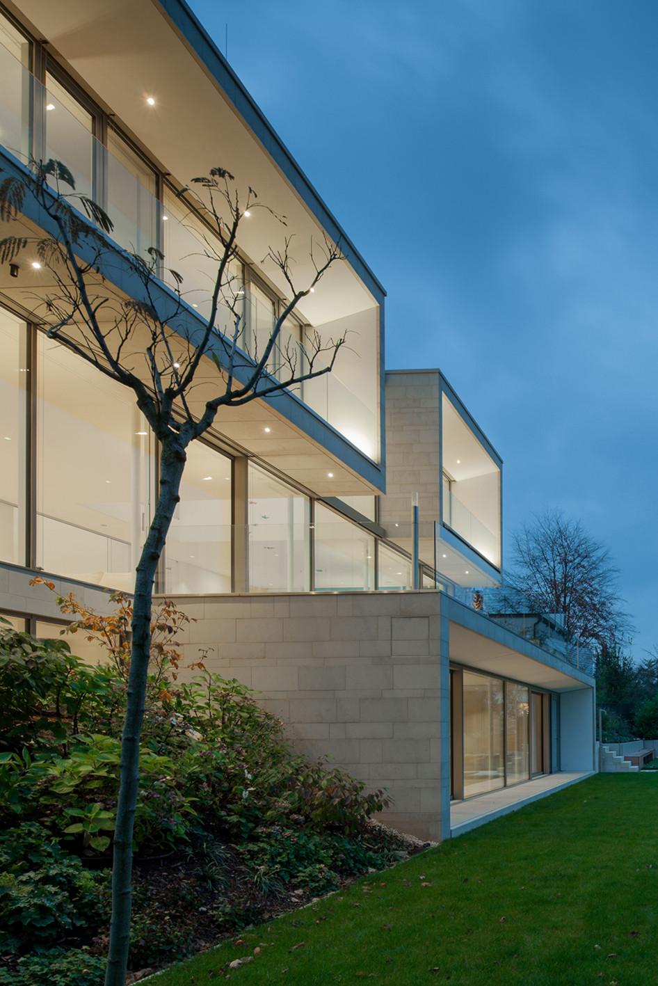 gallery of house p g architekten wannenmacher m ller. Black Bedroom Furniture Sets. Home Design Ideas