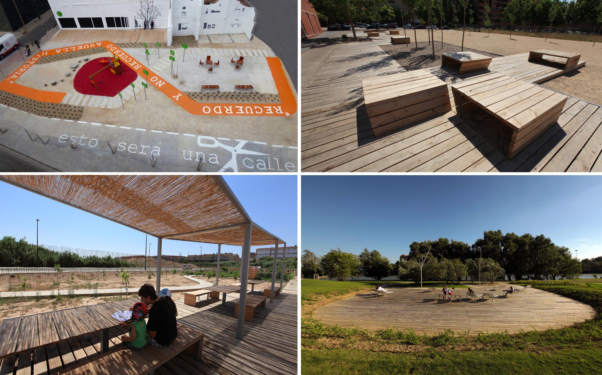 """""""Esto no es un Solar"""": Reconvirtiendo parcelas vacías en espacio público [Parte I], Courtesy of Esto no es un Solar"""