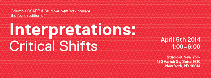 Symposium: Interpretations / Critical Shifts