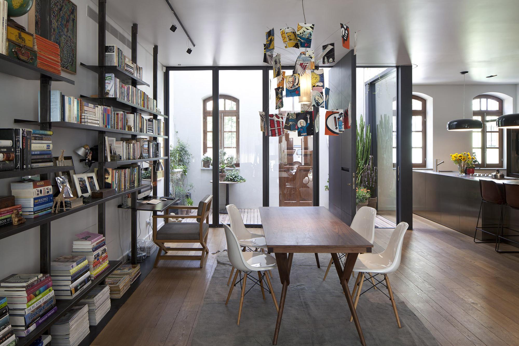 V House    / Paz Gersh Architects, © Amit Giron