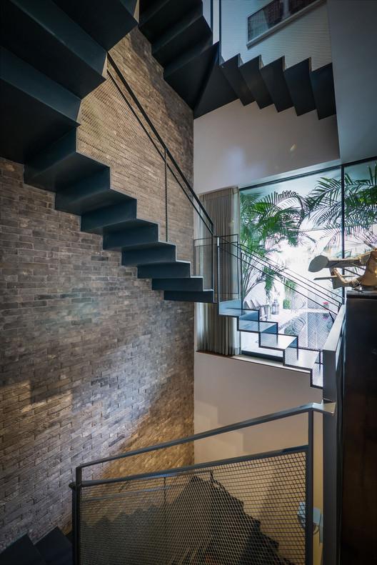 terraco jardim archdaily:Residência V / Paz Gersh Architects