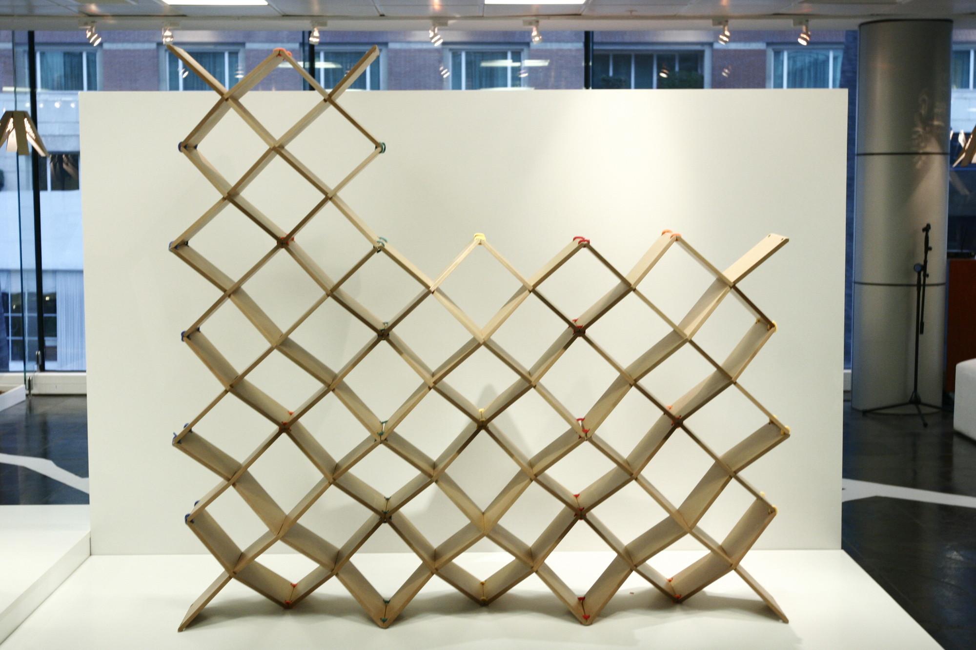 Mueble ganador Concurso 2010.Eme, Chile. Image Courtesy of MASISA