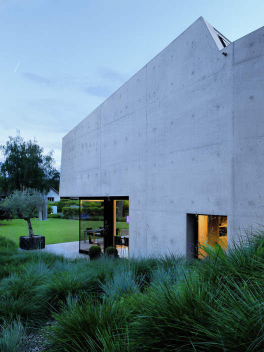 Casa 2LB / Raphaël Nussbaumer Architectes, © Lionel Henriod