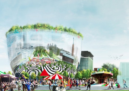 Art Depot for Museumpark / MVRDV