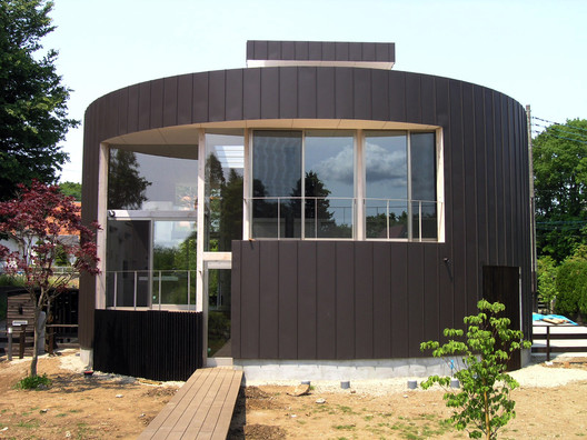 Courtesy of Minoru Masuda Architect and Associates
