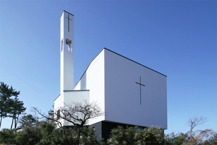 Iglesia curva de JA / ZIP Partners Architecture, © Choi Hyuk-jae
