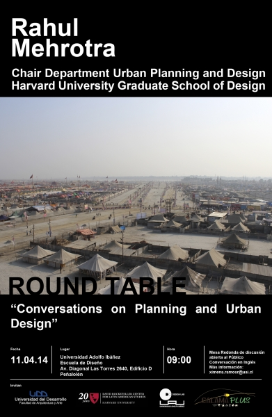 Rahul Mehrotra: Conversations on Planning and Urban Design