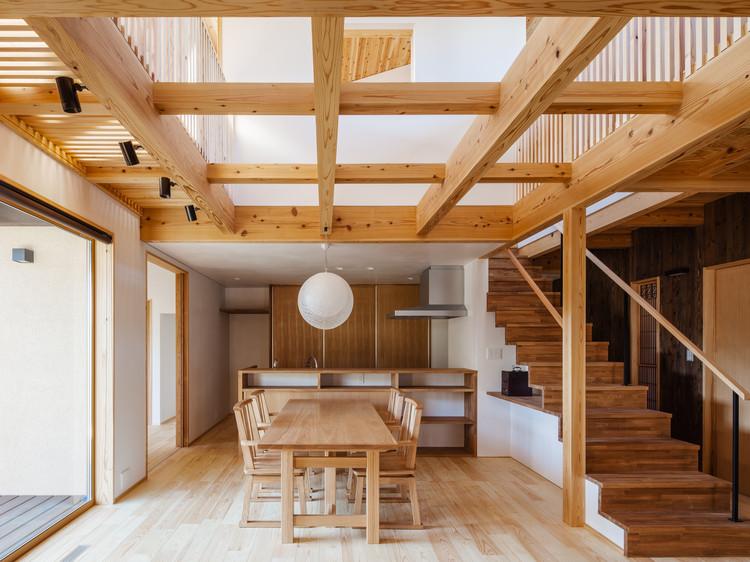 Casa Cocoon / Studio Aula, © Ippei Shinzawa