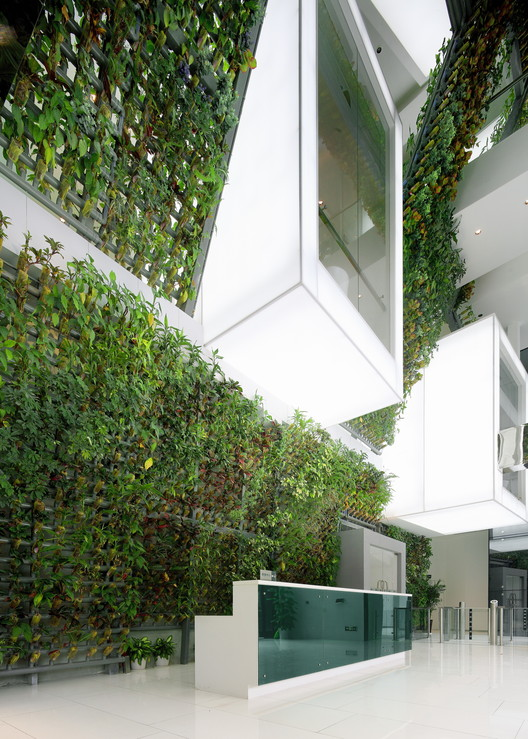 Refurbish of TYJ Office Building / Shenzhen Ingameoffice Ltd, Courtesy of Shenzhen Ingameoffice Ltd