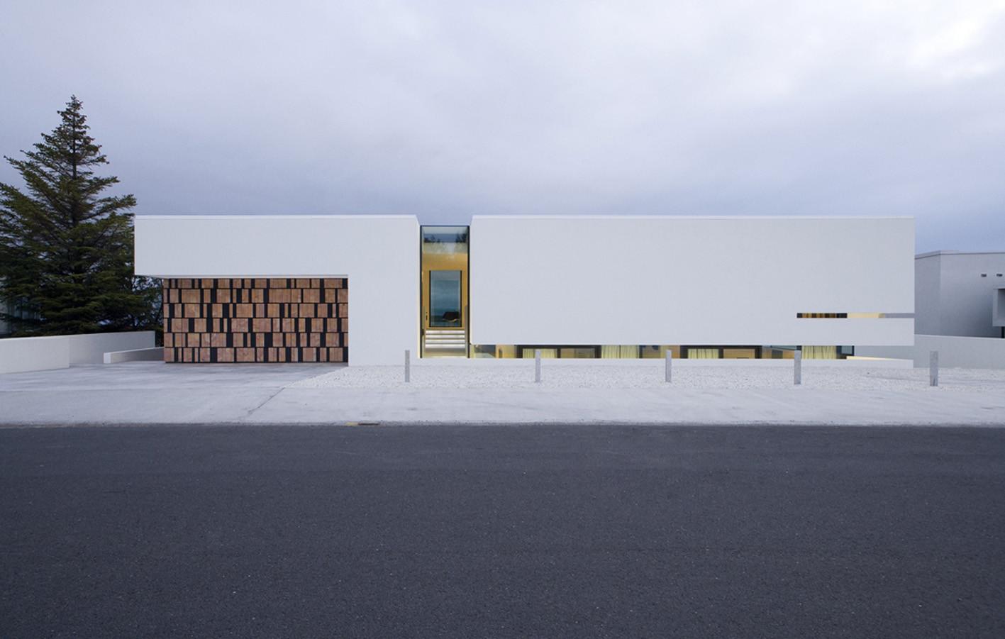 B25 House / PK Arkitektar, © Rafael Pinho