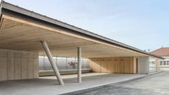 Primary School J.Jaurès II / YOONSEUX Architectes