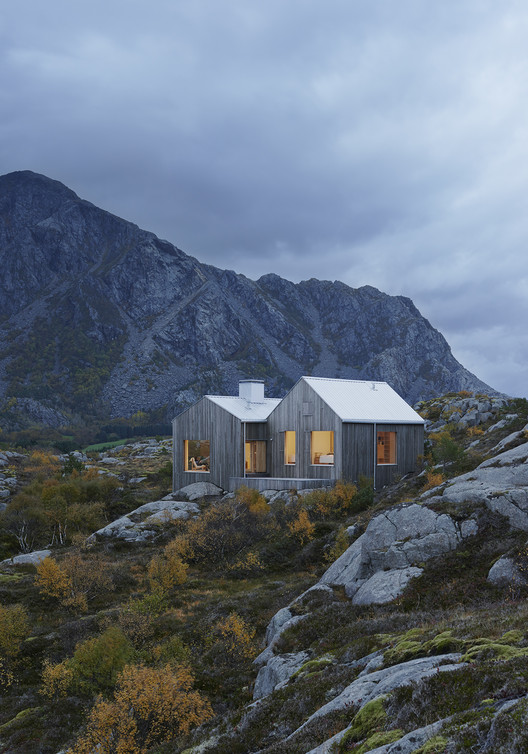 Cabaña en Vega  / Kolman Boye Architects, © Lindman Photography