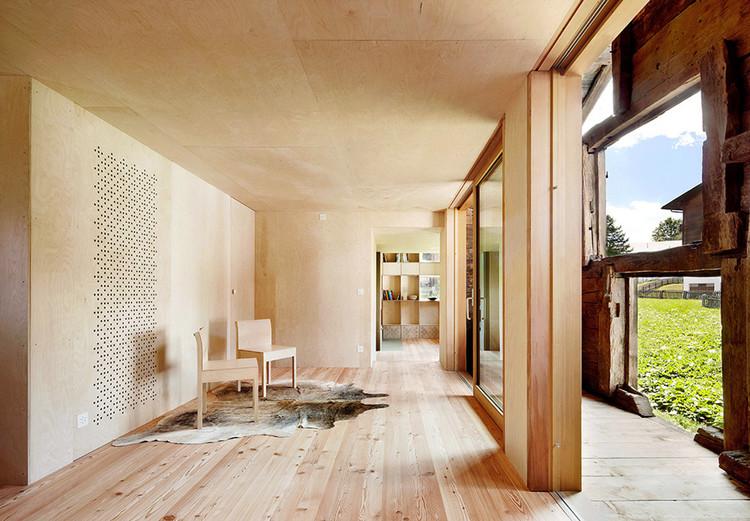 Casa C / Camponovo Baumgartner Architekten, © José Hevia