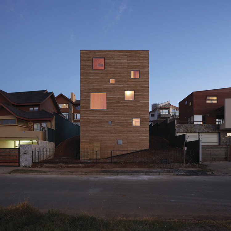 Casa Gago / Pezo von Ellrichshausen, © Cristobal Palma / Estudio Palma
